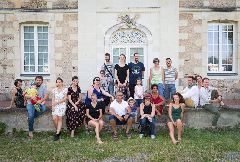 Habitat participatif à Rezé : le groupe.