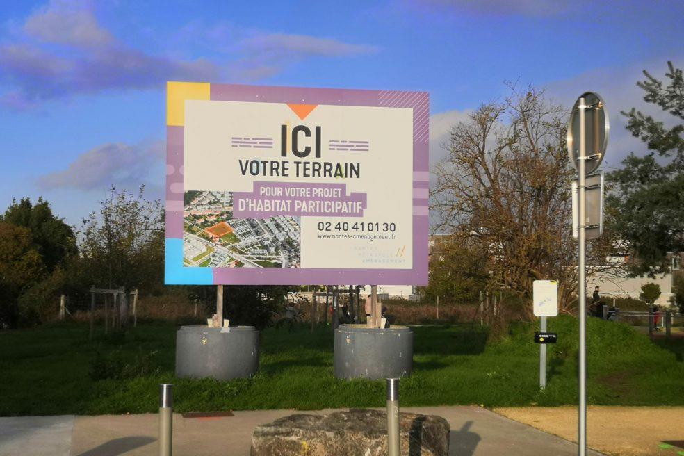 Habitat participatif à Nantes.